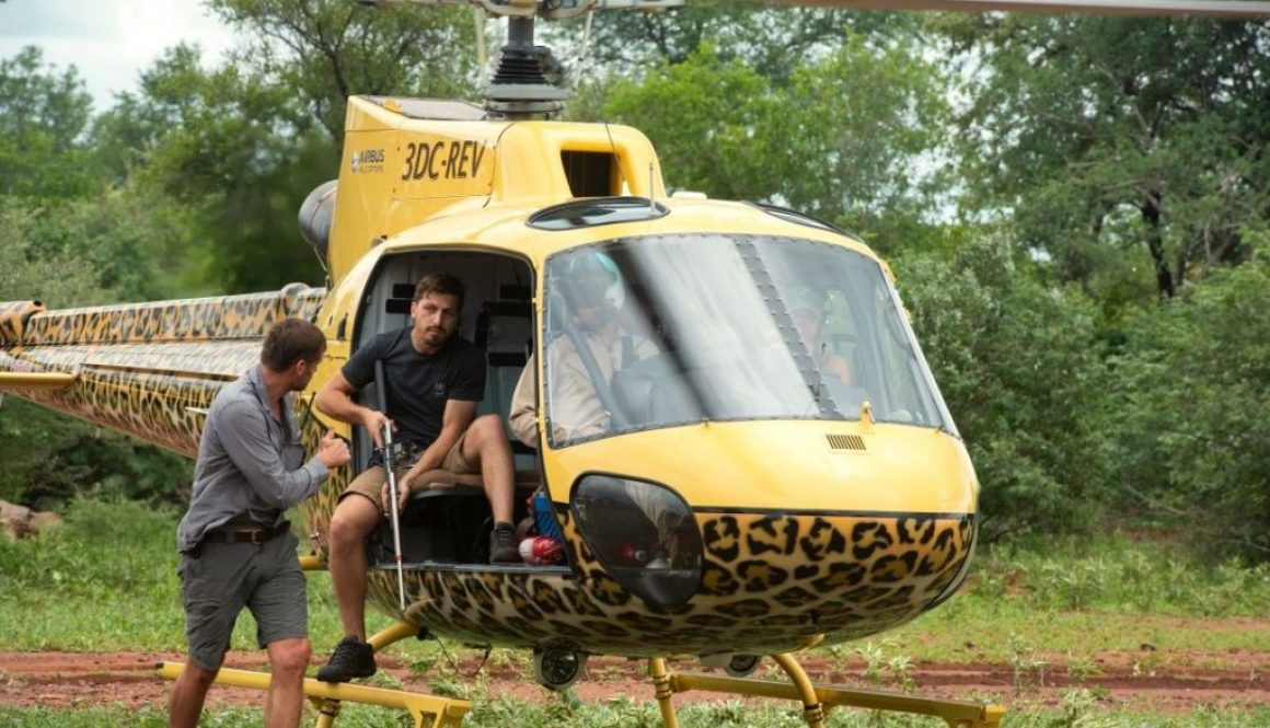 Helicopter Malilangwe 1100x700